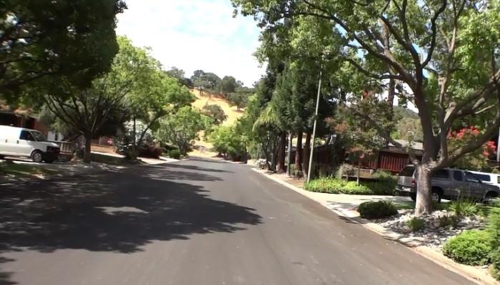 Bacigalupi Drive and Belgatos Park