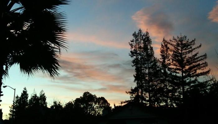 Sunrise in Belwood